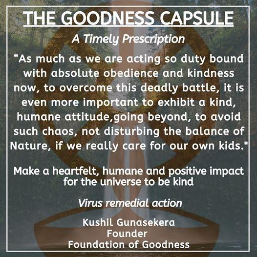 GOODNESS CAPSULE 7