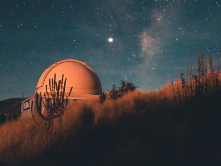 Astronomos detectan un nuevo cuerpo celeste sobre El Borrao