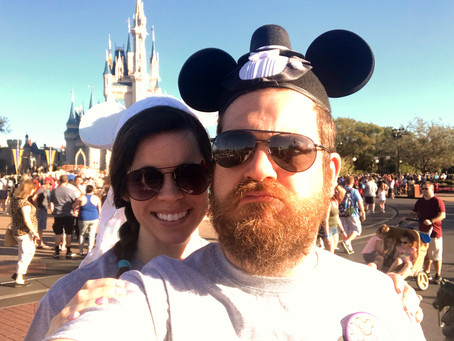 Travel Story 2018-Disneymoon