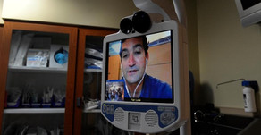 The Coronavirus Pandemic Has Boosted Telehealth;  Existing Spaces Can Support Virtual Visits