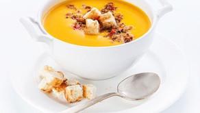 Recept na dýňovou polévku