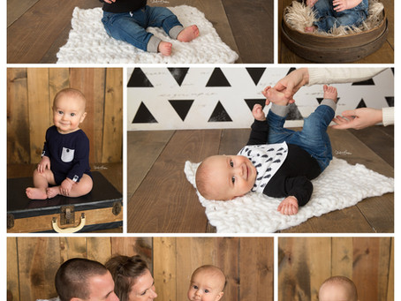 Sneak Peek| Brooks Sitter Session
