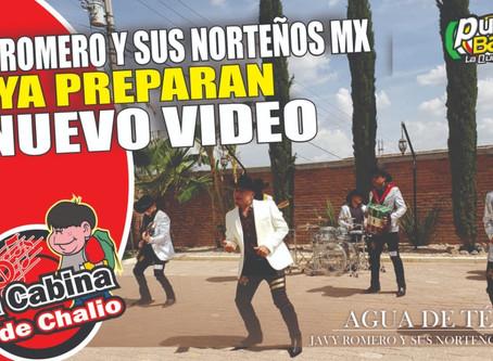 Javy Romero y sus Norteños MX ¡Ya Preparan Nuevo Video!