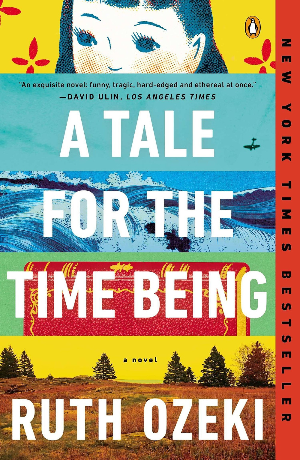 Tale for the Time Being by Ruth Ozeki : the book slut book reviews