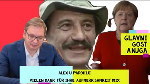 URNEBESNA PARODIJA  Aleksandar   Vucic😊 Vielen Dank für Ihre Aufmerksamkeit RADIO MIX  GostHER ZIKA