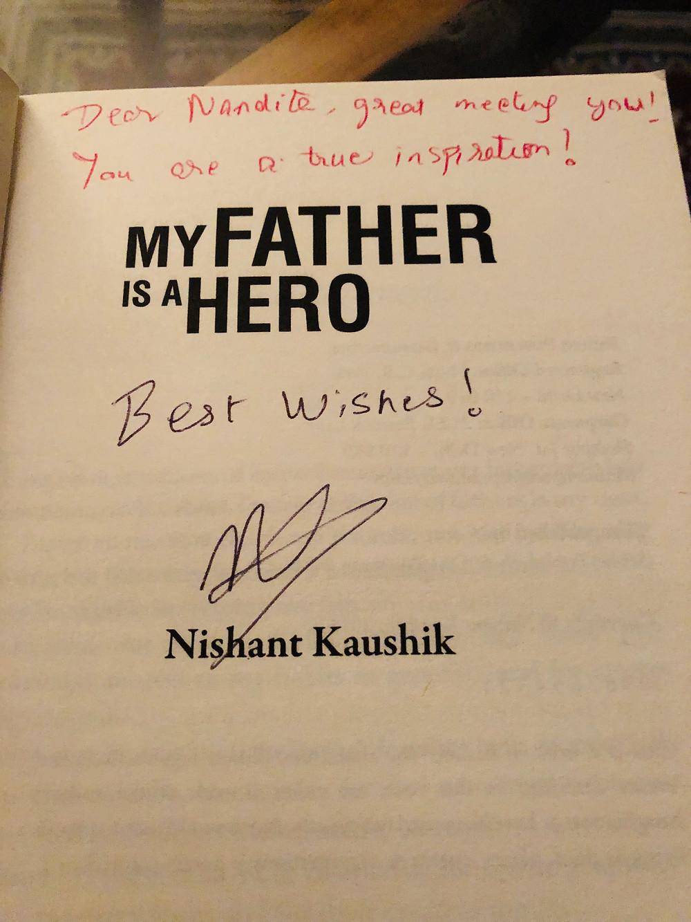 Meet the authors Shriram Iyer and Nishant Kaushik.
