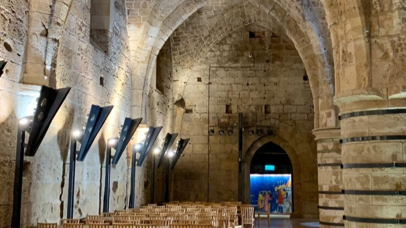 Fortress in Acre
