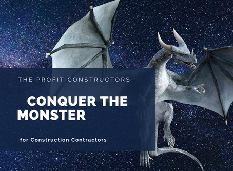 Conquering the Construction Operations Monster