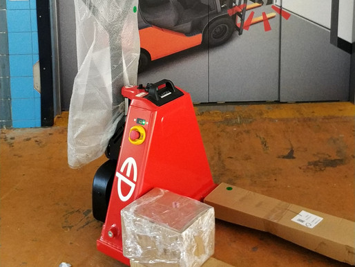 EXTEND THE LIFESPAN OF YOUR PALLET TRUCK