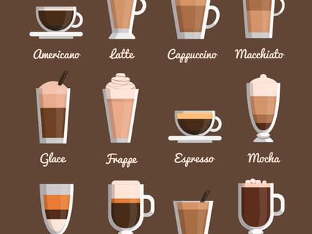 La Importancia de ampliar la carta de bebidas de cafés