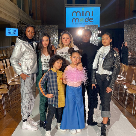 Global London Kids Fashion Week 2020!
