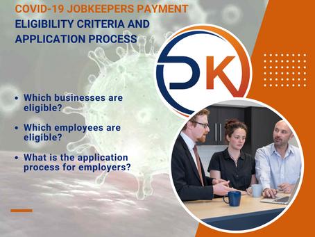 JobKeeper - The Small Business Lifeline
