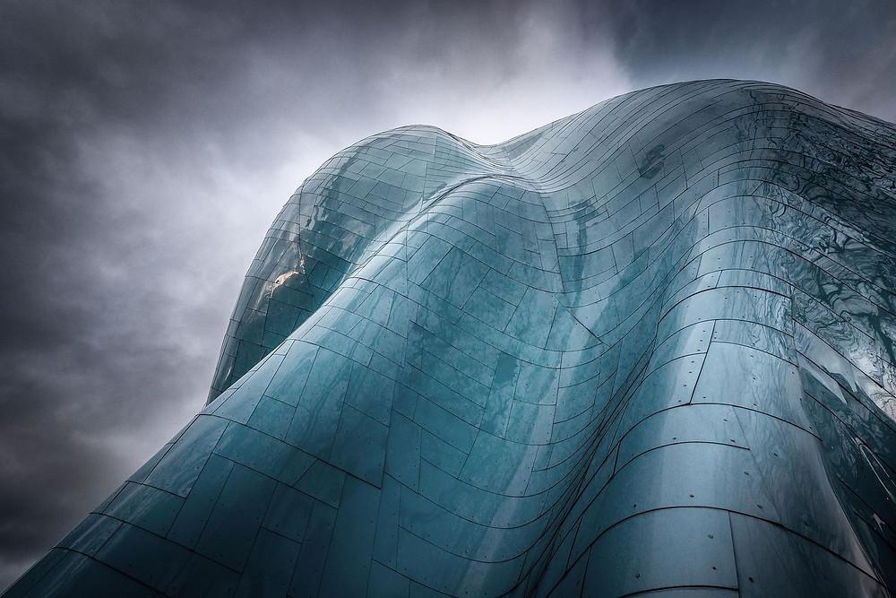 """EMP Museum""  Fotoğrafçı:  Pygmalion Karatzas"