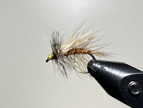 3 Types of Dry Fly Patterns: Attractor, Impressionistic, Imitative