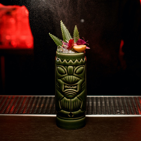 The Tiki Temptress