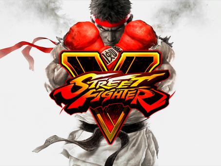 Street Fighter V (AE): First Glance