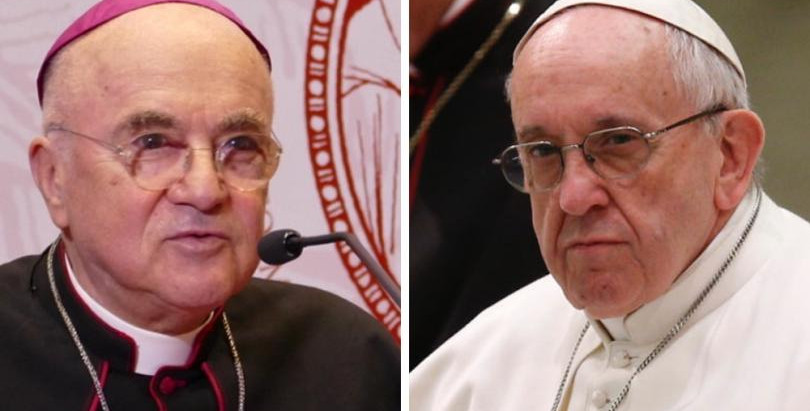 Is the Catholic Church about to Split?  Does the Pope Care?