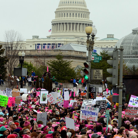 Women's March Marred by Controversy and Disunity