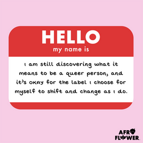 My Queer Name Tag