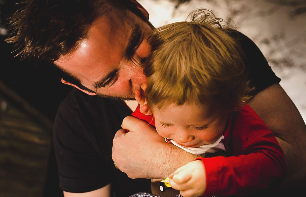 Family photos taken during lockdown due to COVID-19 in 2020 in Leeds, Yorkshire by Photographer Heather Butterworth