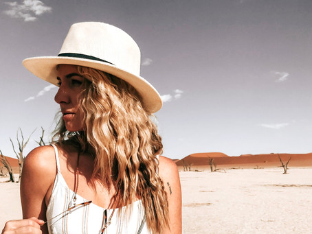Glam Girl's Guide to Beauty in the Bush