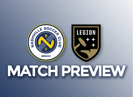 Preview: Nashville SC vs Birmingham Legion