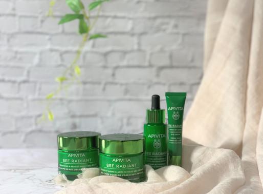 融合天然和科學元素 ॢ APIVITA BEE RADIANT 亮肌嫩膚系列為肌膚減壓、對抗初老