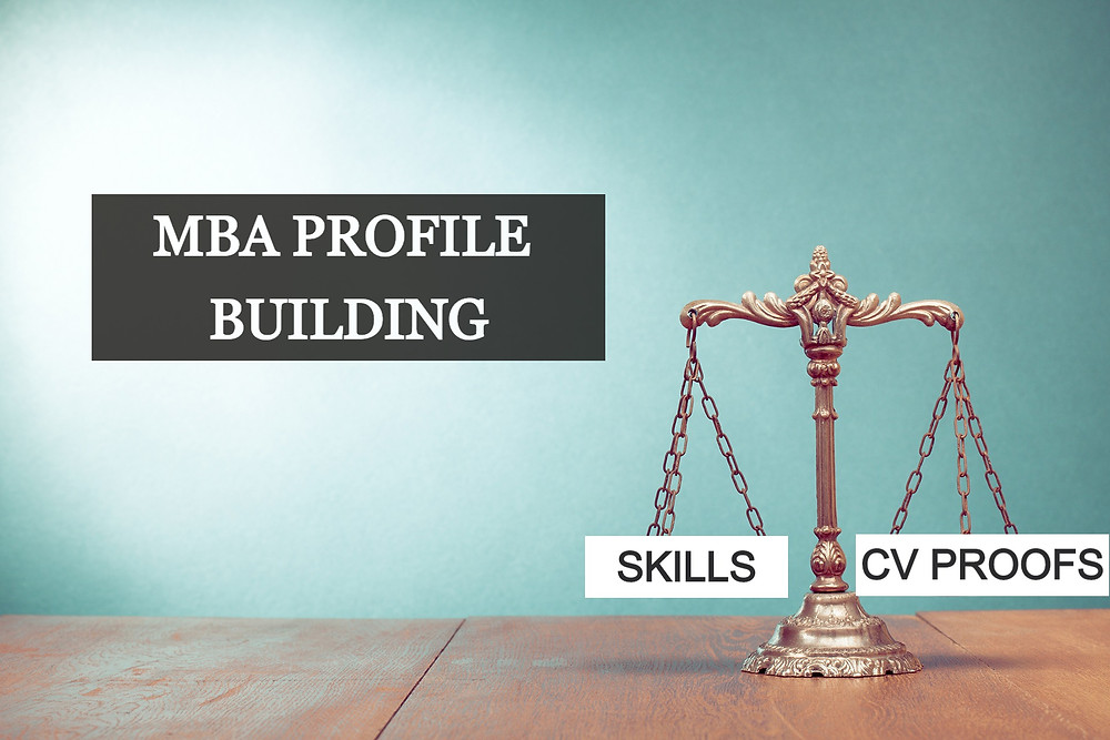 MBA Skills CV Lockdown CAT