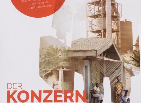 Filmvorführung: Der Konzern-Report