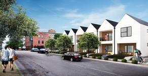 Blackline Planning Apartments in Gravois Park