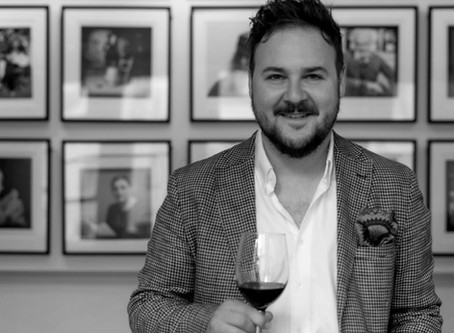 Nick Fildes - Sam's Wine Club Sommelier & Symposiarch
