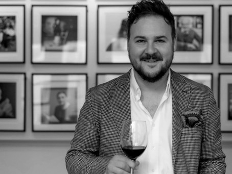 Nick Fildes - Sam's Wine Club Sommelier & Symposiarch