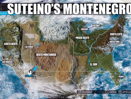SUTEINO'S MONTENEGRO (B2ZVZN3)