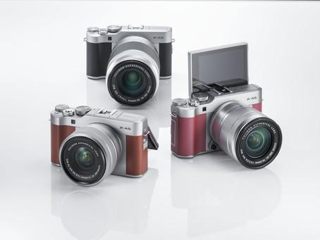 Fujifilm X-A5 Duyuruldu
