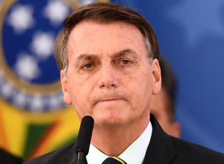 Bolsonaro estuda prorrogar auxílio emergencial até o fim do ano