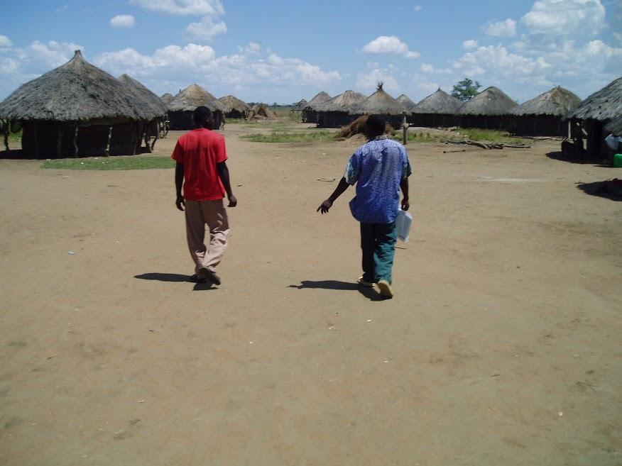 Kapelebyong, field work. alakara reiser, uganda,