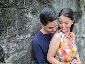 { Paolo + Donabel } Prenup at Intramuros | Wedding Photography Philippines