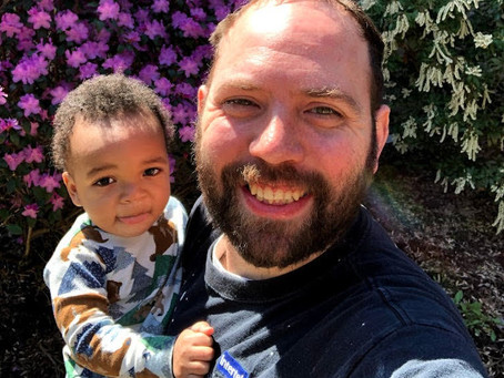 Dad of the Month - April 2020