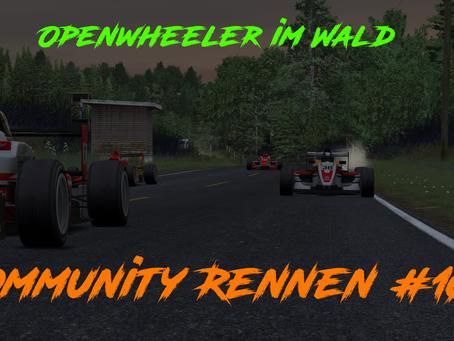 OpenWheeler im Wald CR109 | Assetto Corsa | Tatuus FA01 @ Fonteny