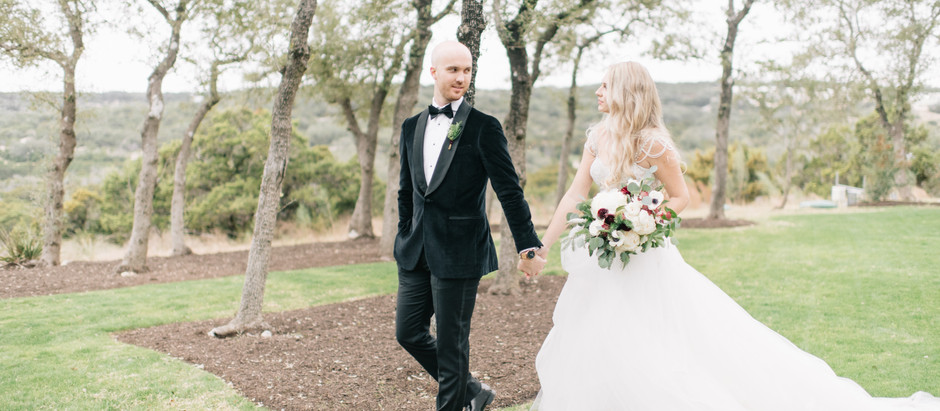 Canyonwood Ridge Wedding | Dripping Springs, TX Wedding | Cameron & Jake