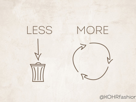 25 ways to be more sustainable