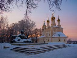 Рязань - новогодняя столица 2020