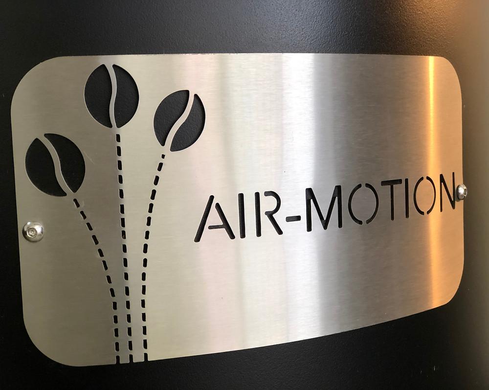 Air-Motion Coffee Roasting Machine