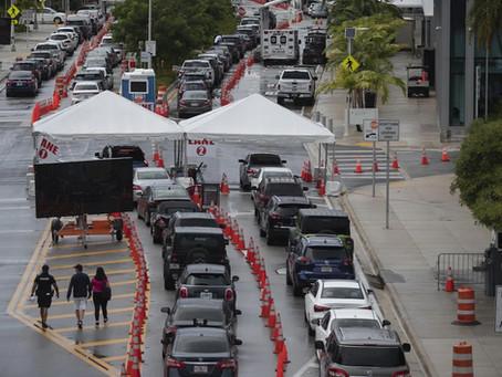 COVID-19 : la situation va encore empirer en Floride, prévoit un méd