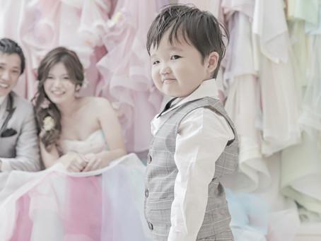 Wedding Report【シャンタルレインボー ルフィリア】
