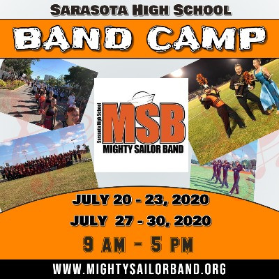 Are You Ready for Band Camp?!?