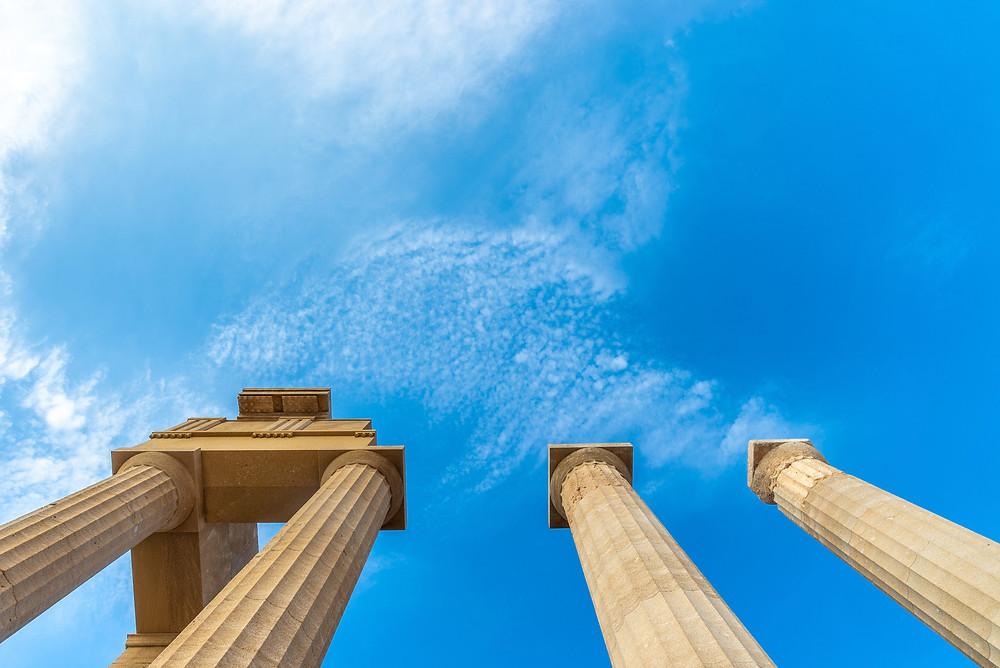 Acropolis in Lindos