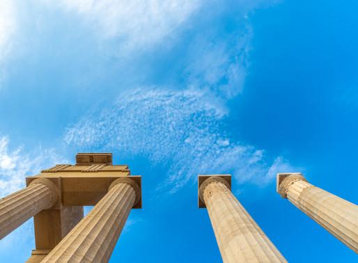 Acropolis of Lindos | Rhodes | A Natural Citadel of Knights