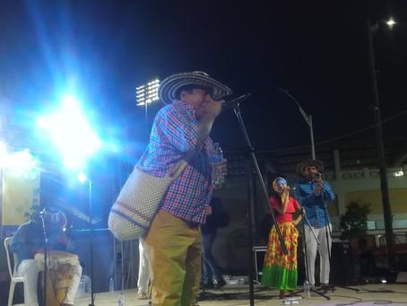 Los sonidos ancestrales del Carnaval