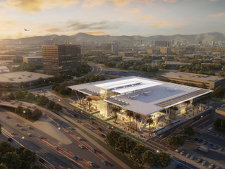 """Could Uber """"skyports"""" for LA air taxis be real estate's next big thing?"""